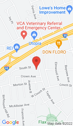 Map of Condo Home on 84 Taylor Avenue,Norwalk, CT