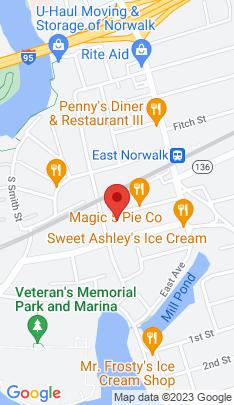 Map of Condo Home on 6 Rowan Street,Norwalk, CT