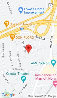 Map of Condo Home on 35 Fairfield Avenue,Norwalk, CT