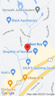 Map of Condo Home on 267 West Cedar Street,Norwalk, CT