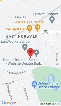 Map of Single Family Home on 21 Melrose Avenue,Norwalk, CT
