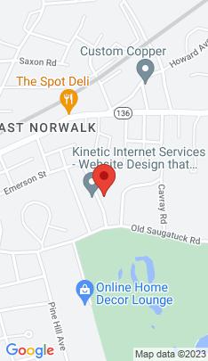 Map of Single Family Home on 23 Poplar Street,Norwalk, CT