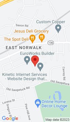 Map of Multi Family Home on 26 Melrose Avenue,Norwalk, CT