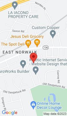 Map of Single Family Home on 5 Poplar Street,Norwalk, CT