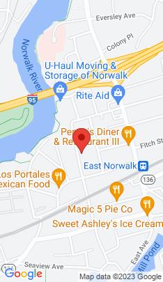 Map of Multi Family Home on 58 Osborne Avenue,Norwalk, CT