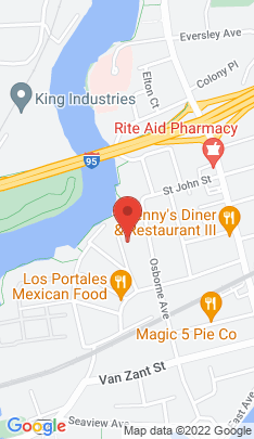 Map of Multi Family Home on 22 Charles Street,Norwalk, CT