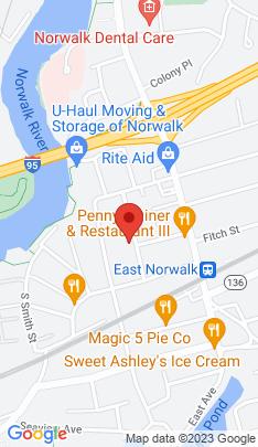 Map of Multi Family Home on 9 Edlie Avenue,Norwalk, CT