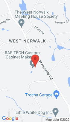 Map of Single Family Home on 3 Cricket Lane,Norwalk, CT