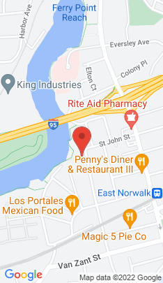 Map of Condo Home on 71 Osborne Avenue,Norwalk, CT