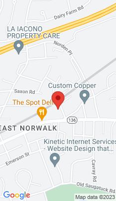 Map of Multi Family Home on 7 Bridge Street,Norwalk, CT