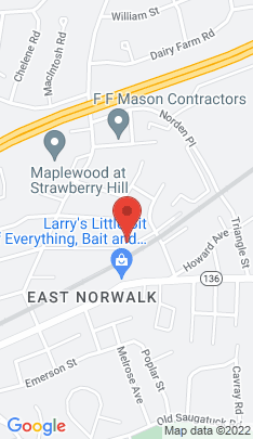 Map of Residential Property on 78 Myrtle Street Extension,Norwalk, CT