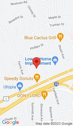 Map of Condo Home on 16 Glenwood Avenue,Norwalk, CT