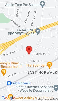 Map of Single Family Home on 50 Raymond Terrace,Norwalk, CT