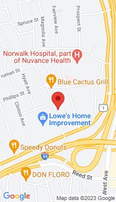 Map of Condo Home on 44 Stuart Avenue,Norwalk, CT