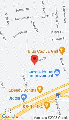 Map of Condo Home on 42 Glenwood Avenue,Norwalk, CT