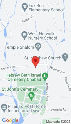 Map of Single Family Home on 5 Geneva Road,Norwalk, CT