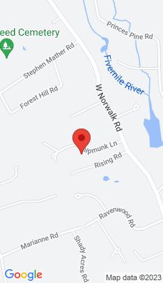 Map of Single Family Home on 11 Chipmunk Lane,Norwalk, CT