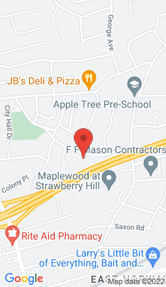 Map of Single Family Home on 74 Beacon Street,Norwalk, CT
