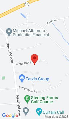 Map of Single Family Home on 67 White Oak Lane,Stamford, CT