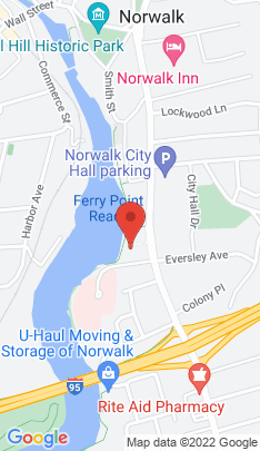 Map of Condo Home on 144 East Avenue,Norwalk, CT