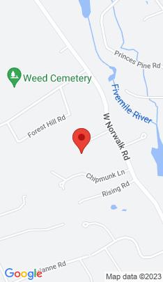 Map of Single Family Home on 10 Stony Lane,Norwalk, CT