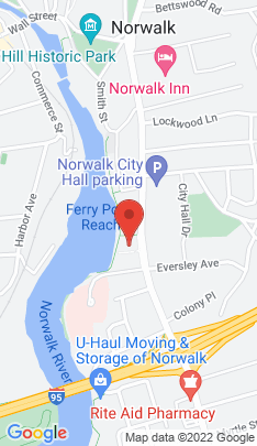 Map of Condo Home on 142 East Avenue,Norwalk, CT