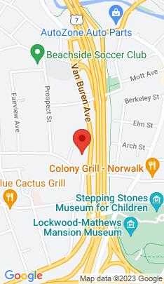 Map of Condo Home on 23 Van Buren Avenue,Norwalk, CT