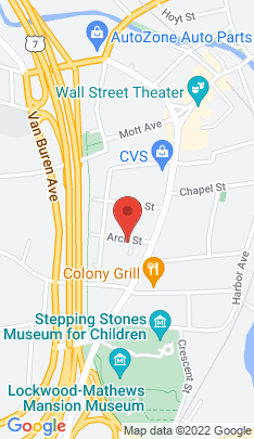 Map of Condo Home on 7 Arch Street,Norwalk, CT