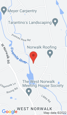 Map of Single Family Home on 9 Princes Pine Road,Norwalk, CT