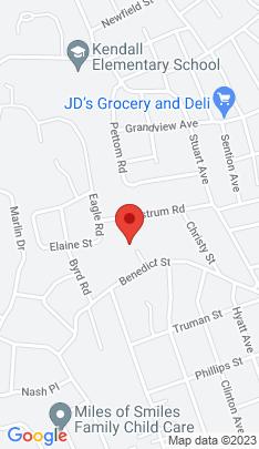 Map of Single Family Home on 8 Bucciarelli Lane,Norwalk, CT