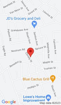 Map of Single Family Home on 10 Christy Street,Norwalk, CT