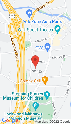 Map of Condo Home on 10 Arch Street,Norwalk, CT