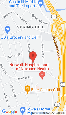 Map of Condo Home on 32 Fairview Avenue,Norwalk, CT