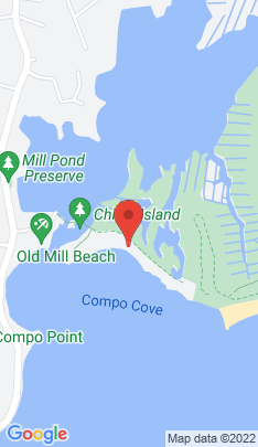 Map of Single Family Home on 56 Compo Mill Cove,Westport, CT
