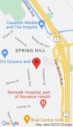 Map of Condo Home on 18 Prospect Avenue,Norwalk, CT