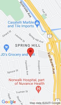 Map of Condo Home on 7 Dover Street,Norwalk, CT