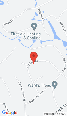 Map of Single Family Home on 125 Big Oak Road,Stamford, CT
