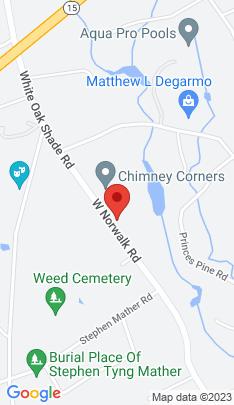 Map of Single Family Home on 250 Norwalk Road,Norwalk, CT
