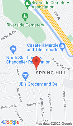 Map of Single Family Home on 10 Reservoir Avenue,Norwalk, CT