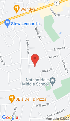 Map of Single Family Home on 4 Filbert Road,Norwalk, CT