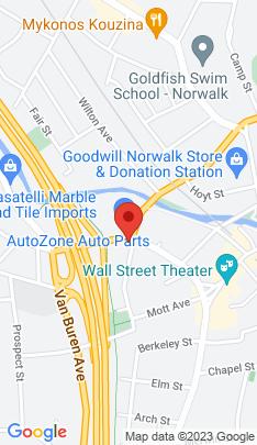Map of Condo Home on 747 Belden Avenue,Norwalk, CT
