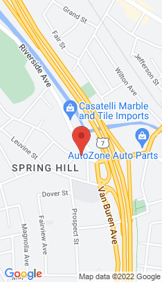 Map of Condo Home on 2 Spring Hill Avenue,Norwalk, CT