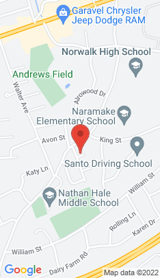 Map of Single Family Home on 5 Catalpa Street,Norwalk, CT