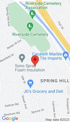 Map of Single Family Home on 9 Girard Street,Norwalk, CT