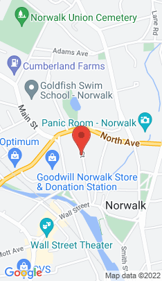 Map of Condo Home on 31 High Street,Norwalk, CT