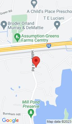 Map of Luxury Single Family Home on 4 Mimi Lane,Westport, CT