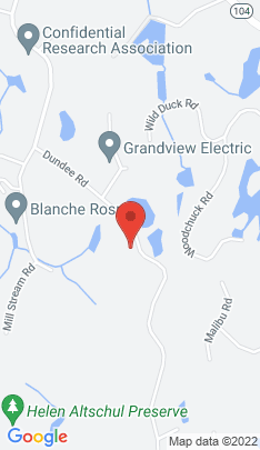 Map of Single Family Home on 119 Dundee Road,Stamford, CT