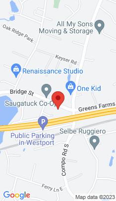 Map of Single Family Home on 40 Bridge Street,Westport, CT
