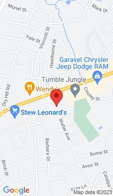 Map of Condo Home on 1 Walter Avenue,Norwalk, CT