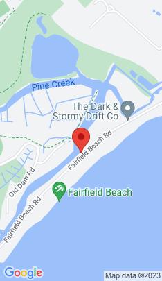Map of Single Family Home on 1564 Fairfield Beach Road,Fairfield, CT